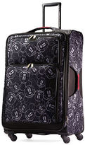 American Tourister Mouse Print Softside Spinner- 28 in.