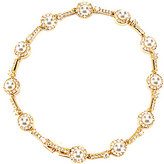 Nadri Pearl Pave Line Bracelet