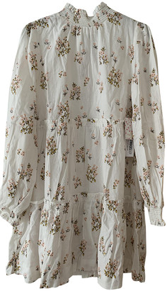 Free People White Linen Dresses