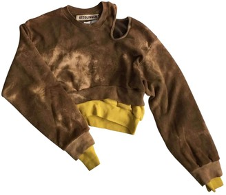 Ottolinger Brown Cotton Knitwear for Women