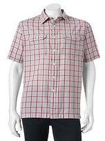 Croft & Barrow Men's Quick-Dry Easy-Care Button-Down Shirt