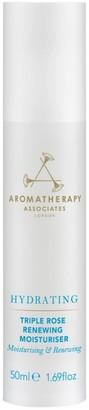 Aromatherapy Associates Hydrating Triple Rose Renewing Moisturiser