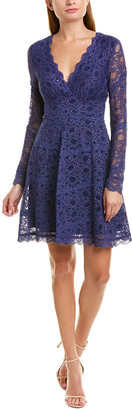 Nicole Miller A-Line Dress