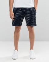 Bellfield Embroidered Shorts