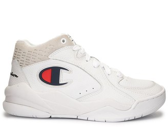 Champion Zone-Mid logo trainers