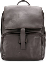 Zanellato leather backpack