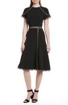 Jonathan Simkhai Women's Grommet Fit & Flare Dress