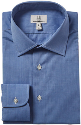 Dunhill Engineered Fit Dress Shirt