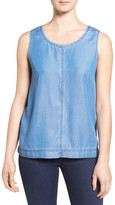 Caslon Lightweight Denim Tank