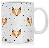 DENY Designs Zoe Wodarz Foxy Mug