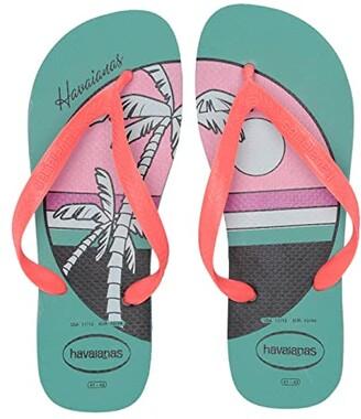 Havaianas Top Vibes Sandal (Porcelain Pink) Women's Shoes