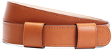 Brooks Brothers Calfskin Double Loop Belt