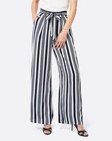 Forever New Avery Stripe Wide Leg Pants