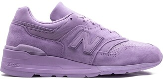 New Balance 997 'English Lavender' sneakers