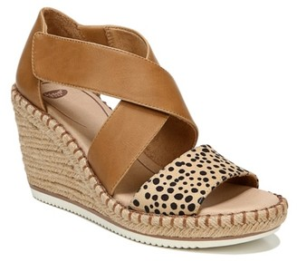 Dr. Scholl's Vacay Espadrille Wedge Sandal