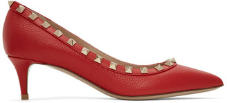 Valentino Red Garavani Rockstud 50 Heels