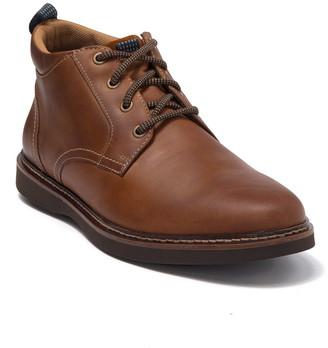 Nunn Bush Ridgetop Leather Plain Toe Chu a Boot - Wide Width Available