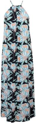 Kita Dua Bali Handmade Printed Long Dress Printed