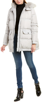 Yves Salomon Down Jacket