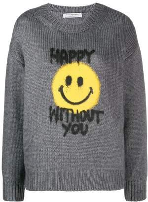 Philosophy di Lorenzo Serafini Happy Without You sweater