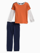 Splendid Little Boy 2For Top with Pant Set