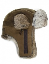 Stetson Boulder Fur Trapper Hat
