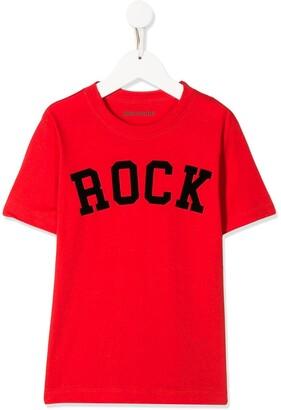 Zadig & Voltaire Kids Kita 'Rock' T-shirt
