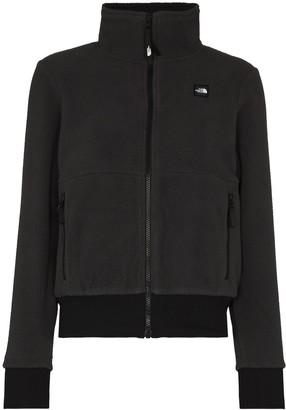 The North Face Fleeski fleece zip-up jacket