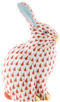 Herend Rabbit Figurine