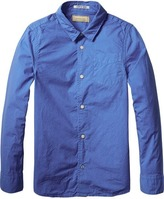 Scotch & Soda Garment Dyed Shirt