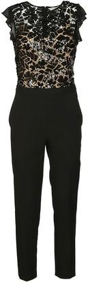 Michael Kors Lace Jumpsuit