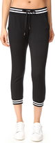 Beyond Yoga Varsity Cropped Sweatpants