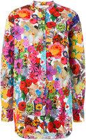 Ports 1961 floral-print blouse - women - Cotton - 40