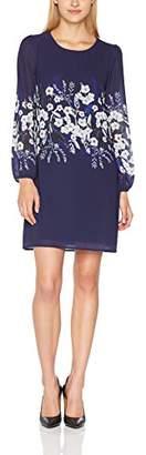 Yumi Botanical Stardust Placement Tunic Dress