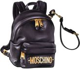 Moschino Backpack Illusion Clutch