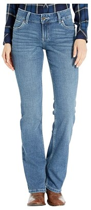 Wrangler Retro Mae Mid-Rise Bootcut Jeans