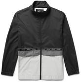 Stüssy - Grosgrain-trimmed Shell Jacket