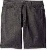 Rocawear Men's Big and Tall R Flap Denim Short