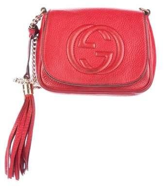 92be30ea6b03 Gucci Soho Handbag - ShopStyle