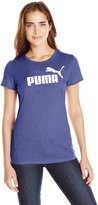 Puma Women's Ess No1 Tee Heather