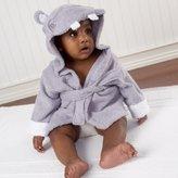 Baby Aspen BA14004PP Hug-alot-amus Hooded Hippo Robe