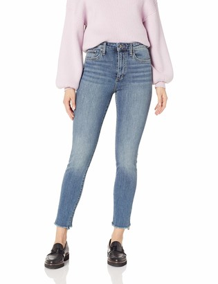 Joe's Jeans Women's Charlie HIGH Rise Skinny Ankle with Back Seam Jean