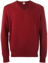 Massimo Alba v-neck sweater