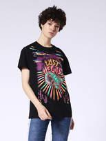 Diesel T-Shirts 0EADQ - Black - L