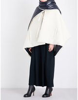 Pringle Oversized wool and shell cape