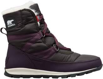 Sorel Whitney Short Lace-Up Boots