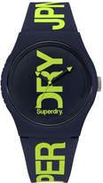 Superdry Urban Brand Stealth Watch