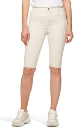 Sanctuary Skimmer High Waist Bermuda Shorts