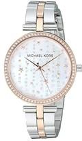 Michael Kors MK4452 - Maci (Silver) Watches