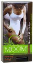 Moom Express Pre Waxed Strips For Legs & Body, 20 Strips Packages (Pack of 2)